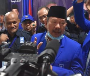 Selesai Agustus, Struktural PAN Lampung Dirampingkan