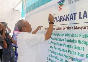 Wagub Lampung Ajak Warga Dukung
