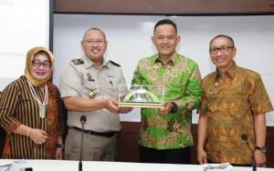 Pringsewu-STPN Yogyakarta Kerja Sama Bidang Tata Ruang