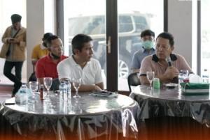 Dirut IPC Kunjungan Kerja Ke Pelabuhan Panjang