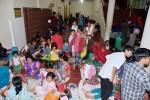 Status Potensi Tsunami Dicabut, Pengungsi Mulai Pulang