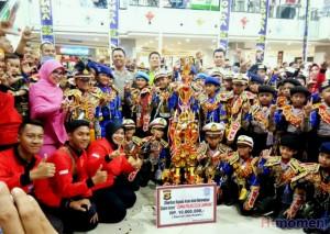 Pocil Lamsel Juara Umum Provinsi Lampung