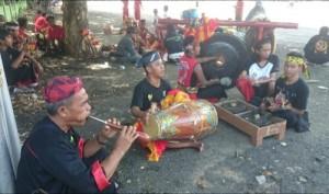 Seribuan Peserta Parade Budaya Awali Deklarasi Pujo Di Bandarlampung