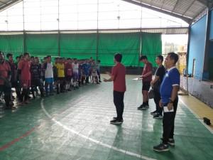 Ini Nama 14 Pemain Tim Futsal Pra PON Lampung Hasil Seleksi Tahap Pertama