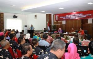Supervisi Dua Kabupaten, KPK Singgung Soal Jual Beli Jabatan
