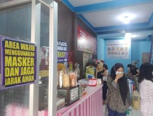 Jual Produk Higenis, Vbest Frozen Mart Kemiling Kedepankan 3M