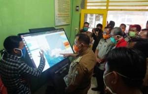 Lamsel Punya Alat Penerima Peringatan Dini Gempa Dan Tsunami