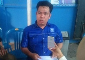Ali Kamal Diangkat Menjadi Sekretaris PAN Bandarlampung