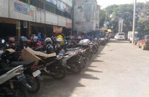 Pemkot Metro Imbaun Pedagang Kosongkan Lokasi Shoping Center