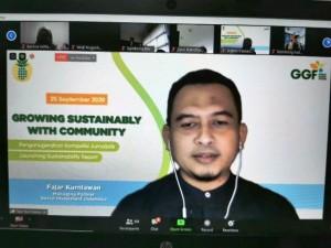 PT GGP Luncurkan Sustainability Report Pertama Di Lampung