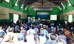Sosialisasi SIPro, PTPN VII Waylima Pacu Kinerja Karyawan