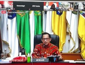 Walikota Bandarlampung Mendapat Peringatan Keras Dari Mendagri