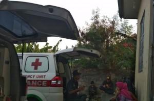 Korban Kecelakaan JTTS Akan Dimakamkan Di Lampura