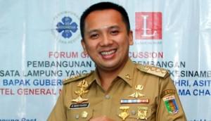 Pilgub Lampung, Demokrat Deklarasikan Ridho-Helmi