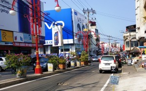 Parkir Liar Masih Marak Di Jalan Katamso