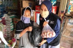 Jelang Lebaran, ACT Lampung Santuni Anak Jalanan Dan Mualaf