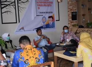 KPU Ajak Pemilih Pemula Turut Sosialisasikan Prokes
