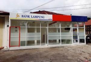 Perluas Jangkauan, Bank Lampung Buka Kantor Kas Di Lambar