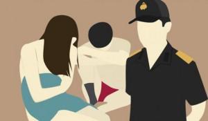 Diduga Mesum, Oknum Polisi Digerebek Dalam Kamar Penginapan Di Metro