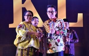 Lampung Timur Raih Penghargan Kabupaten Layak Anak