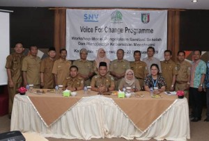 Pringsewu Komitmen Tingkatkan Kualitas Sanitasi Sekolah