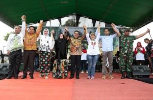Festival Budaya Taman Purbakala Meriahkan HUT Ke-20 Lamtim