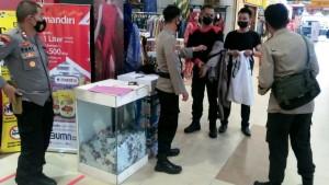 Polda Lampung Tertibkan Atribut Satpam