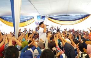 Mustafa Yakin Hanura Tidak Berpaling Dari Koalisi Lampung Kece