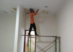 Pembangunan Gedung DPMPTSP, Alamat PT HJW Diduga Fiktif