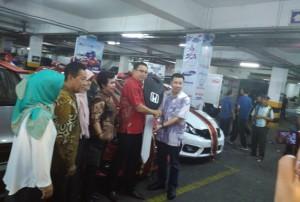 Inilah Tiga Pemenang Honda Brio Undian Kupon Chandra