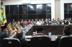 PD AMAN Lamtim Gagas Raperda Pemberdayaan Masaryakat Adat