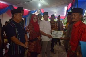 Safari Ramadan, Safi'i Jelaskan Pembangunan Di Pulaupanggung
