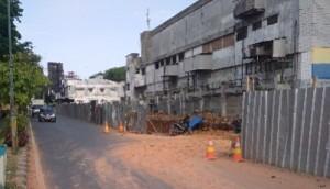 DLH Metro Sebut Pembangunan Ruko Di Jalan Jenderal Sudirman Belum Dilengkapi AMDAL