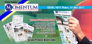 Koran Harianmomentum Edisi 0017