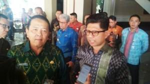 KPK Datang Lagi Ke Lampung Temui Gubernur Arinal