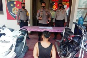 Aparat Polsek Sukoharjo Bekuk Residivis Pencurian
