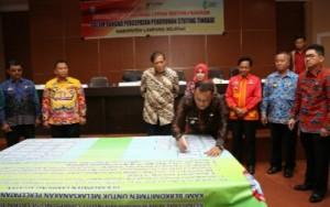 Lamsel Deklarasi Komitmen Bebas Stunting