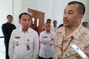 KPK Supervisi Pemkab Waykanan