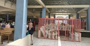 Relokasi PKL Pasar Cenderawasih Carut-marut