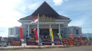 Usai Pelantikan, Beberapa Anggota DPRD Pringsewu Gelar Syukuran