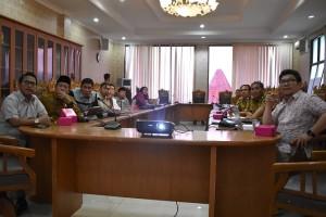 Komisi III Tolak Pembangunan Flyover Sultan Agung