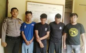 Pencuri Pisau Potong Karet Senilai Rp100 Juta Ditangkap