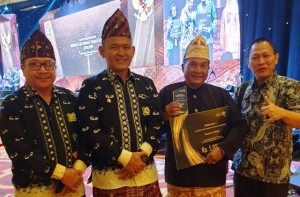 Pokdarwis Talang Indah Dapat Penghargaan Dari Kemenpar