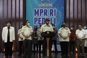 Kolaborasi Lawan Covid 19, Telkomsel MPR RI BPIP Gojek Dan Kitabisa Galang Dana