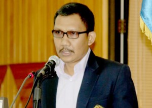 Diskusi Verifikasi Media Awali Pelantikan Pengurus PWI Lampung