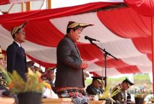 Gubernur Ajak Seluruh Elemen Di Lambar Bersinergi