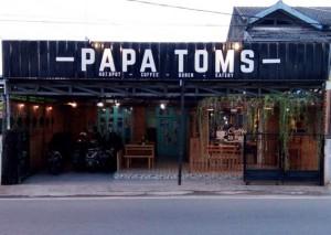 Papa Toms Cafe Sajikan Beragam Minuman Dan Kuliner Durian