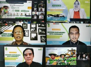 Tanggung Jawab Sosial GGF, Implementasi Pembangunan Berkelanjutan