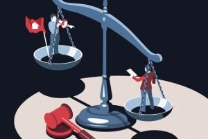 Caleg Nasdem Minta Keadilan