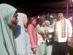 Sapa Warga Pringsewu, Arinal: Lampung Miliki Anugrah Berlimpah
